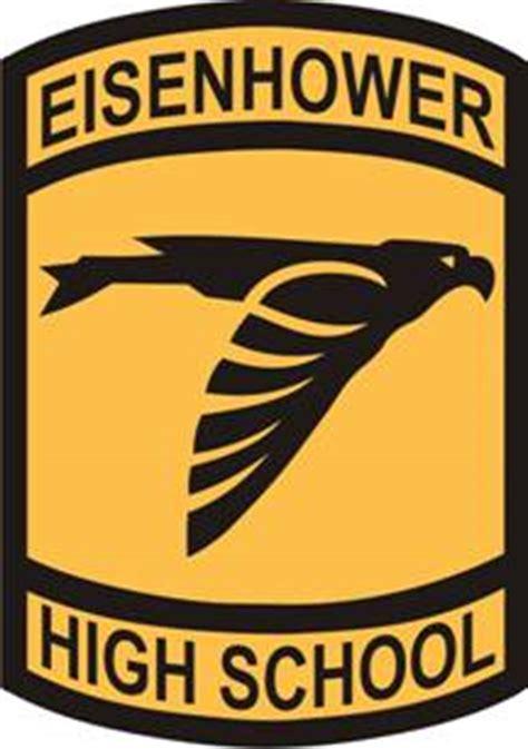eisenhower high school logo ike2000