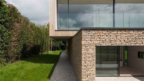 architecture one off contemporary houses by strom architects hurst house strom architects