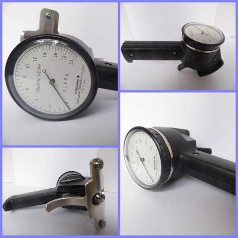 Tension Meter Yokogawa Yarn Tension Meter Yokogawa Tension Meter For Welding