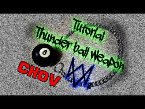 dogs 2 thunderball how to make a thunderball from dogs 2 doovi