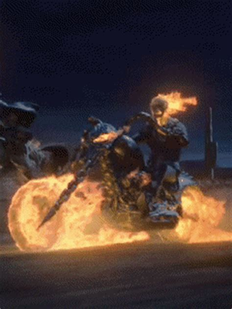 ghost rider animated gifs gifmania