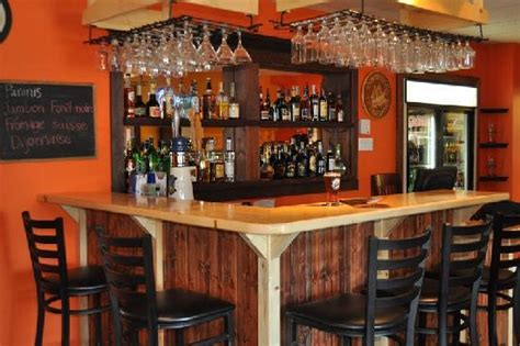 comptoir bar bar counter picture of auberge du