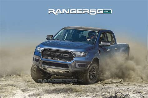 ranger ford 2019 2019 ford ranger raptor rendered based on teaser video
