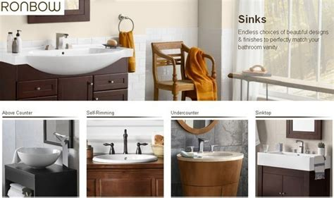 consumers bathroom vanities 28 images 18 inch wood and