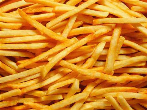 Frecnh Fries national fries day cook your own version today