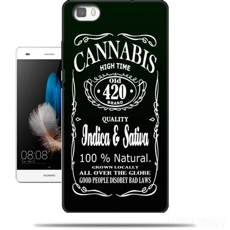 Oppo A57 Chanel Blue Caver Hardcase cannabis huawei ascend p8 lite h 252 lle