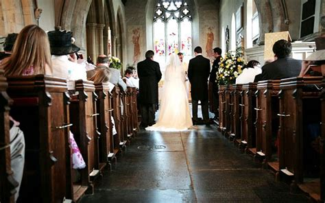 getting married in a catholic church