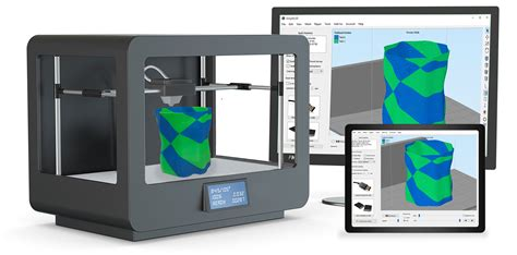 with this 3 d printer 3d printing software simplify3d