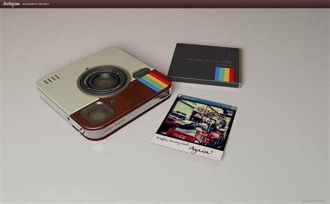zoom design instagram appareil photo instagram polaroid