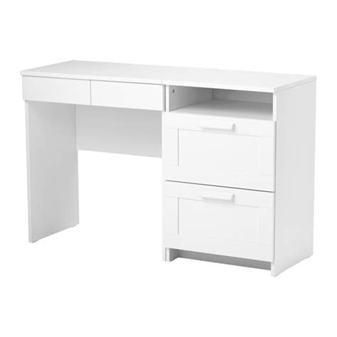 brimnes coiffeuse commode 2 tiroirs ikea