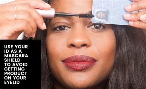 Maskara Yang Biasa 5 Cara Memakai Make Up Tidak Biasa Untuk Hasil Yang