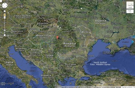 informatii despre hotarel bihor romania