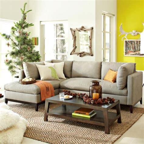 decorar la sala en navidad como decorar una sala peque 241 a en navidad