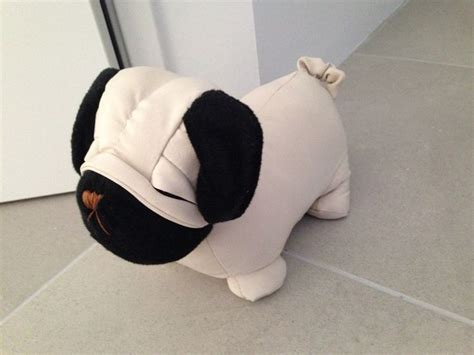pug door stop pug door stop big w my pug collection