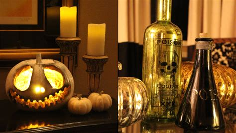stylish spooky decor ehow home ehow