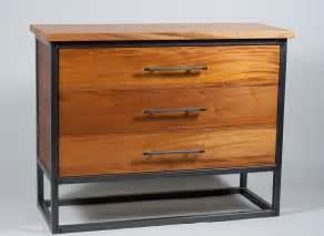 wood metal bedroom suite trevor thurow furniture design