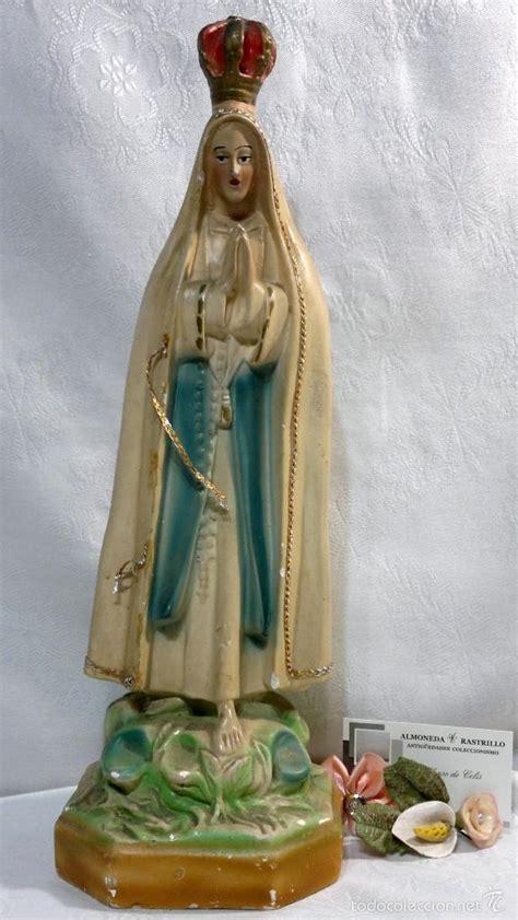 imagenes religiosas fatima virgen de fatima antigua imagen de la virgen comprar
