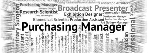 purchasing manager job description template workable