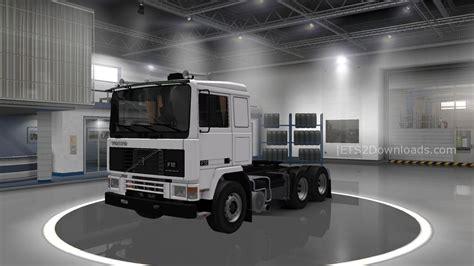 volvo n series trucks volvo f series euro truck simulator 2 mods