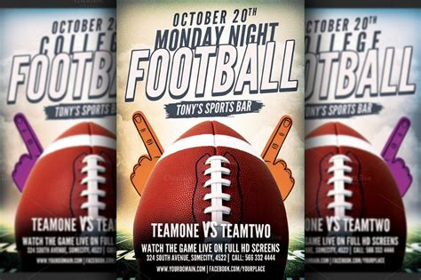 football flyers templates 20 event flyer template psd for sports and fund