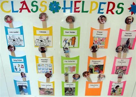 25 ideas for flexible fun classroom job charts
