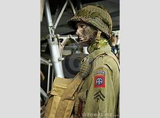 WWII American Paratrooper Royalty Free Stock Photography ... Free Clipart Images For Holidays
