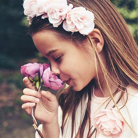bambini fiori i fiori e i bambini cinque minuti di bellezza di purezza