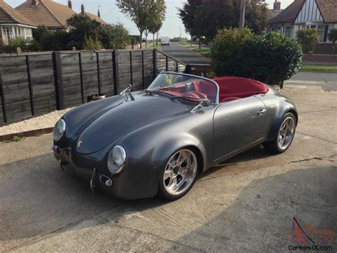 porsche 356 replica 1969 vw porsche 356 speedster outlaw replica