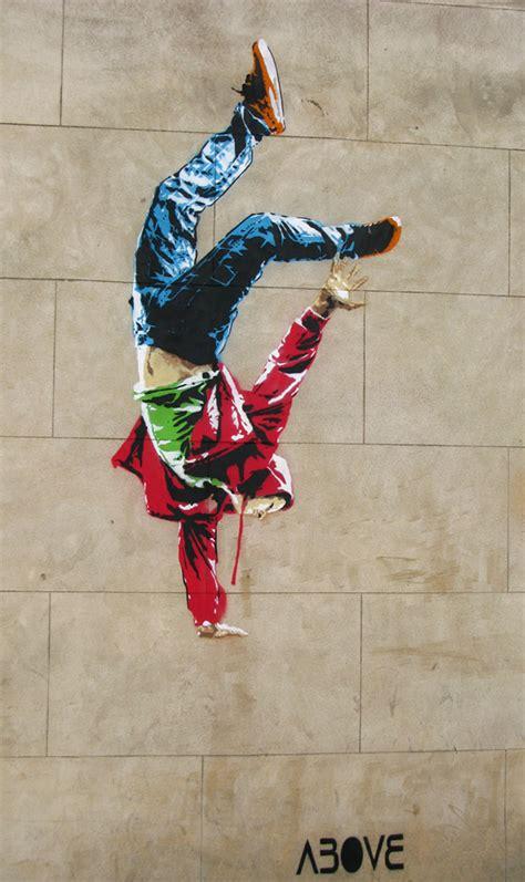 timing     shadow stencil graffiti
