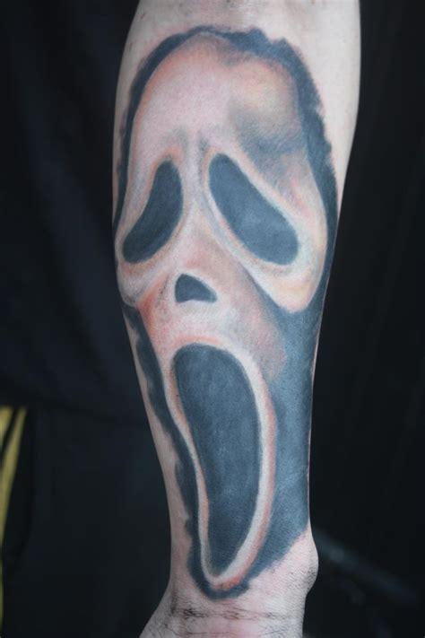 scream mask by nickgreentattoo on deviantart