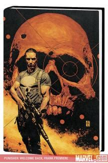 Punisher Welcome Back Frank Tp Marvel Comics punisher welcome back frank premiere hardcover the punisher comic books comics