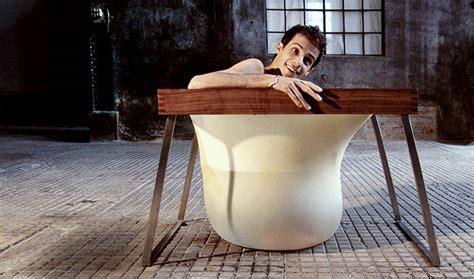 Mobile Badewanne by 07 Latexbadewanne Georg Bechter Architektur Design