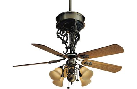antique style ceiling fan casablanca new orleans centennial 46 quot antique brass