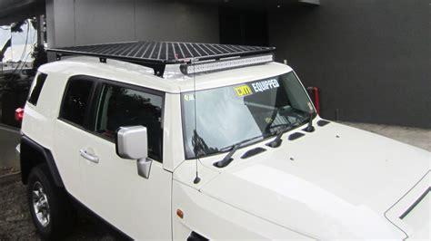 Fj Cruiser Roof Racks Australia by Flat Or Platform Deck Roof Rack