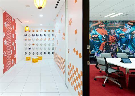 tokyo google office inside google japan s lovely bizarre hair covered