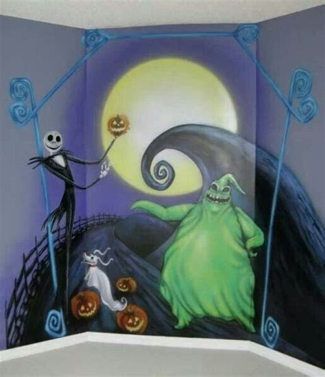 nightmare before wall mural 1000 images about room redecorate on nightmare before o connell and