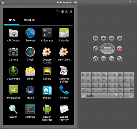 android emulator for linux android emulator on backtrack5