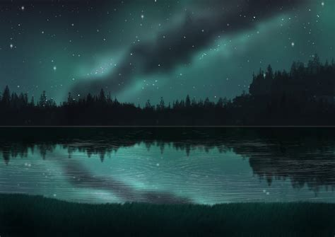 Starry Backyard Free by Free Starry Background By Sweetlittlevire On