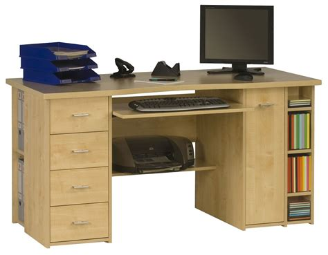 Computer Desk Maple with Maja Banbury Maple Computer Desk