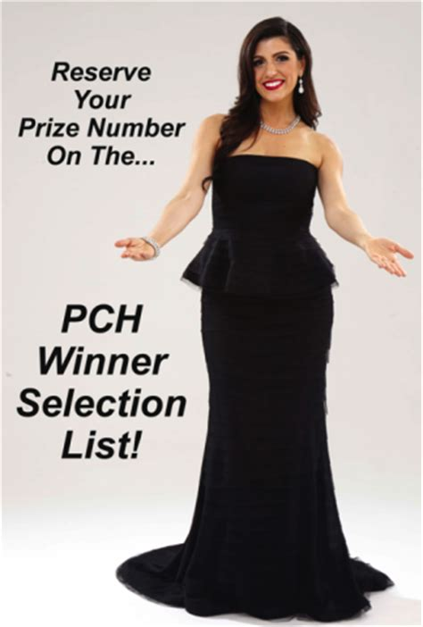 Publishers Clearing House Winners List - what is the pch winner selection list pch blog
