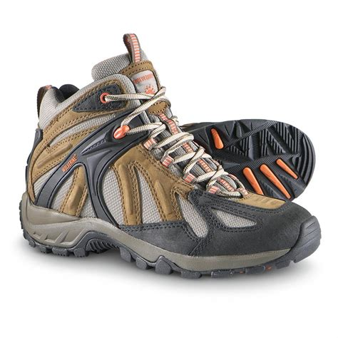 s wolverine 174 bridgton hiking boots orange