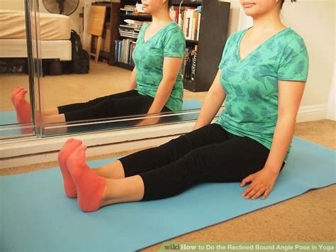 reclined bound angle pose how to do the reclined bound angle pose in yoga 12 steps