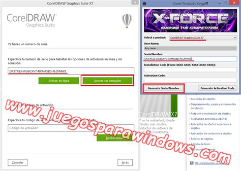 corel draw x7 keygen xforce only coreldraw graphics suite x7 3 espa 209 ol