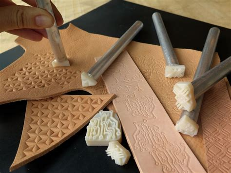 Design Works 3d Home Kit How To 3d Print Your Own Leather Tooling Stamps Make