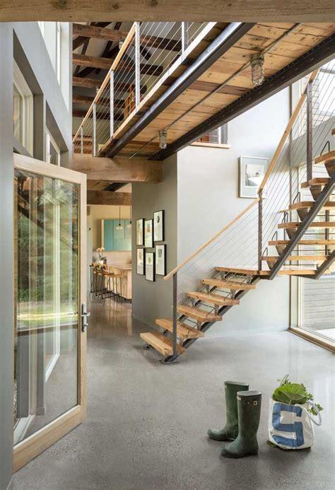 Scheunenausbau Wohnraum by Refined Rustic Homebuilding