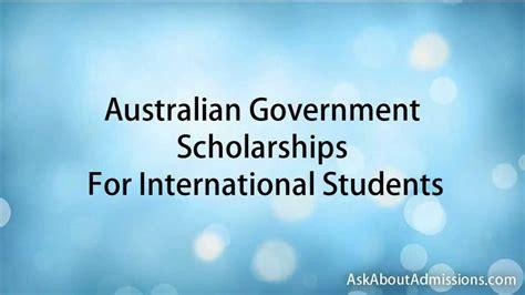 Australia Mba Scholarships For International Students by Australian Scholarships For International Students