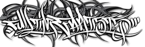 authentic graffiti fonts from full time artists