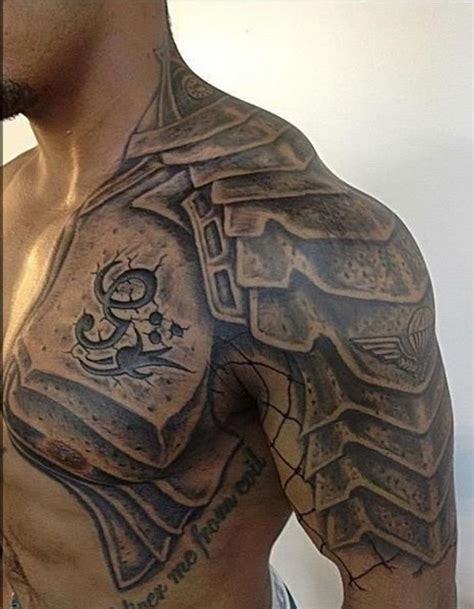 body armor tattoos celtic for cerca con ideas