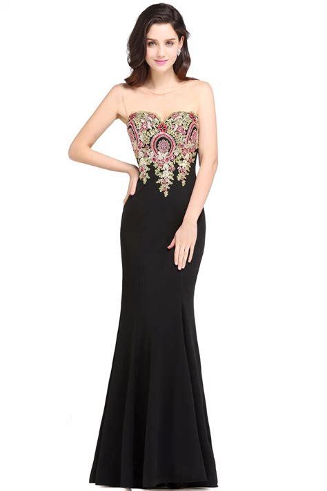 vestidos de fiesta vestidos de noche vestidos de graduac on vestido de noche o fiesta encaje bordado colorido y
