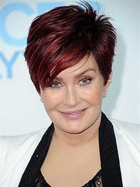 sharon osbourne hairstyles 2014 short hair color ideas 2014 2015 short haircuts